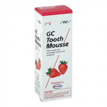 TOOTH MOUSSE JAGODA 40g