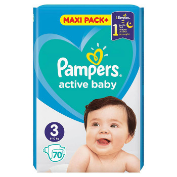 PAMPERS AB JPM PEL.BR.3 A70