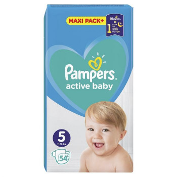 PAMPERS AB JPM PEL.BR.5 A54