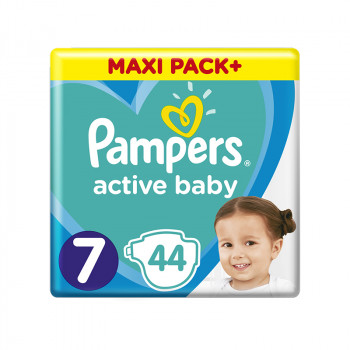 PAMPERS AB JPM PEL.BR.7 A44