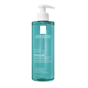 LA ROCHE-POSAY EFFACLAR DUO CLEAN GEL400ml