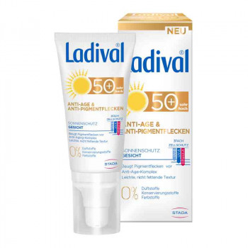 LADIVAL ANTIAGE ANTISPOT SPF50+ 50ML