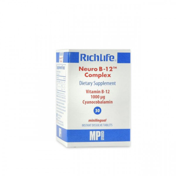 RICHLIFE NEURO B12 COMPLEX 30 tableta
