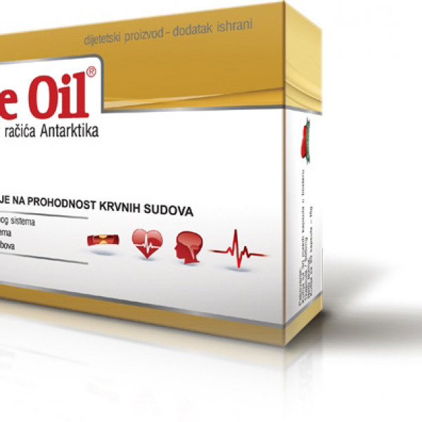 SAVE OIL SOFTGEL kapsule 30x500mg