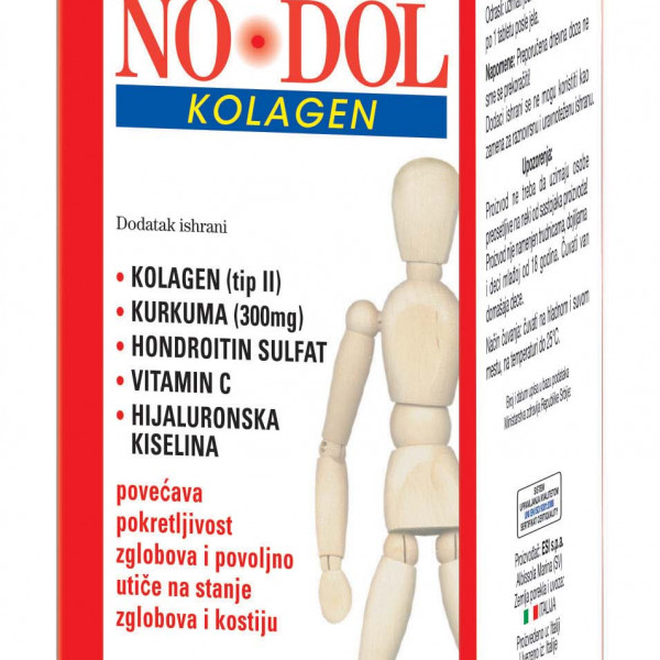 NO DOL KOLAGEN 45 tableta