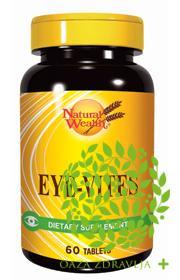 NATURAL WEALTH VITAMINI ZA OČI 60 tableta