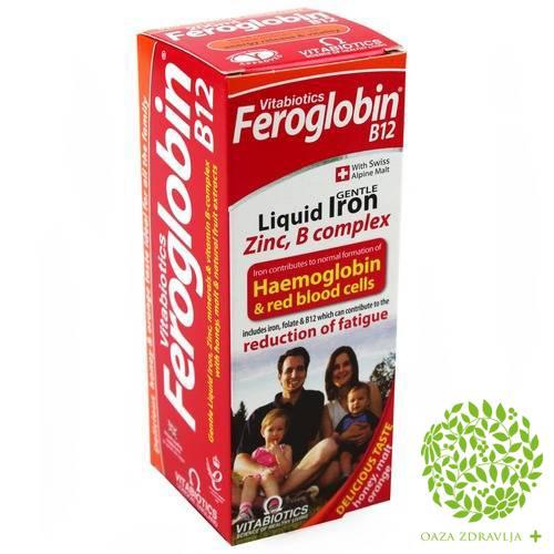 FEROGLOBIN SIRUP 200ml