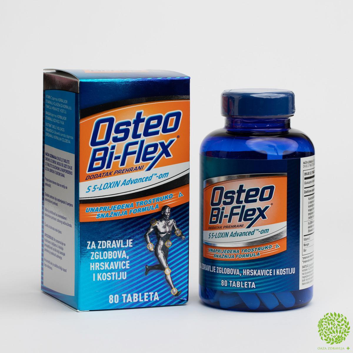 OSTEO BI - FLEX 80 tableta