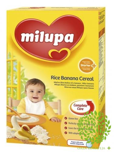 MILUPA PIRINAČ + BANANA 250g