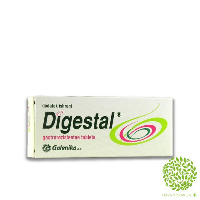 DIGESTAL 30 tableta