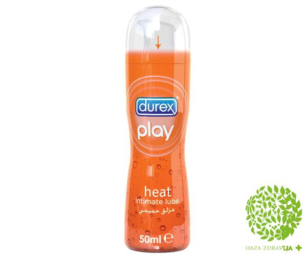 DUREX LUBRIKANT HEAT 50ml