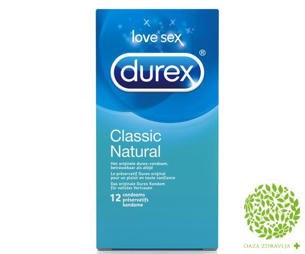 DUREX CLASSIC 12 kom.