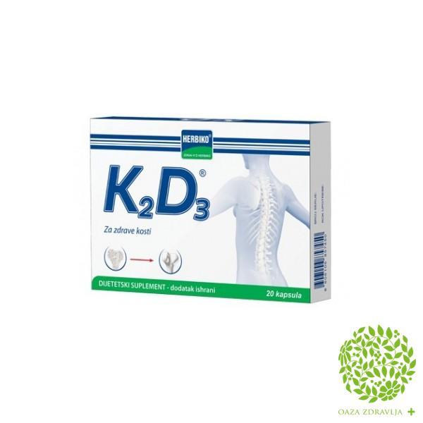 K2D3 20 kapsula
