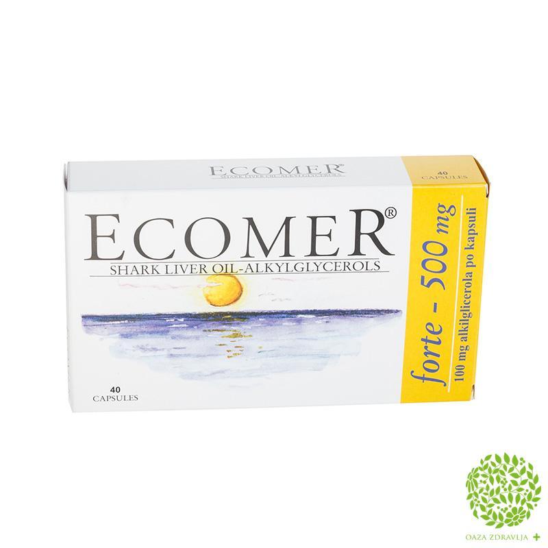 ECOMER FORTE 40x500 mg