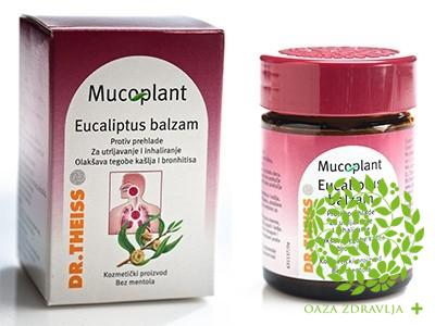 MUCOPLANT EUKALIPTUS BALZAM 50 g