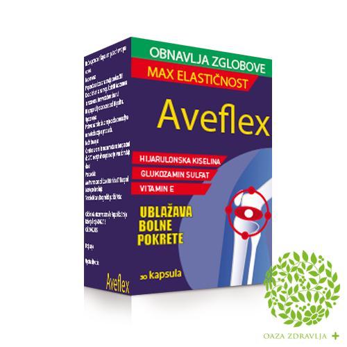 AVEFLEX 30 kapsula