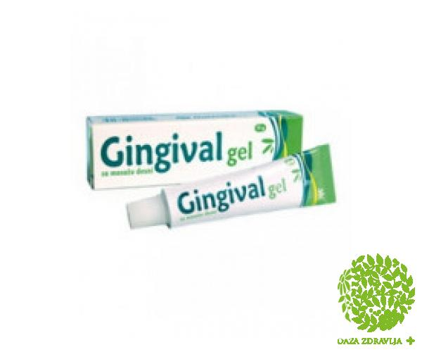 GINGIVAL GEL 15g