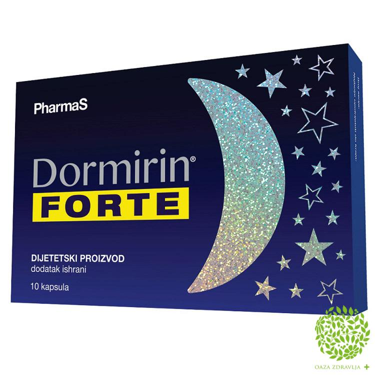 DORMIRIN FORTE 10 kapsula