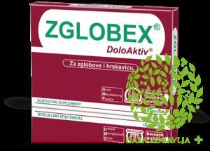ZGLOBEX DOLOAKTIV 10 kapsula