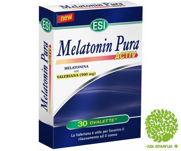 MELATONIN ACTIV 30 tableta