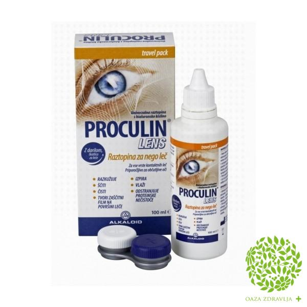 PROCULIN LENS TRAVEL PACK 100 ml