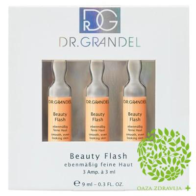 DR.GRANDEL BEAUTY FLASH AMPULE 3X3ml
