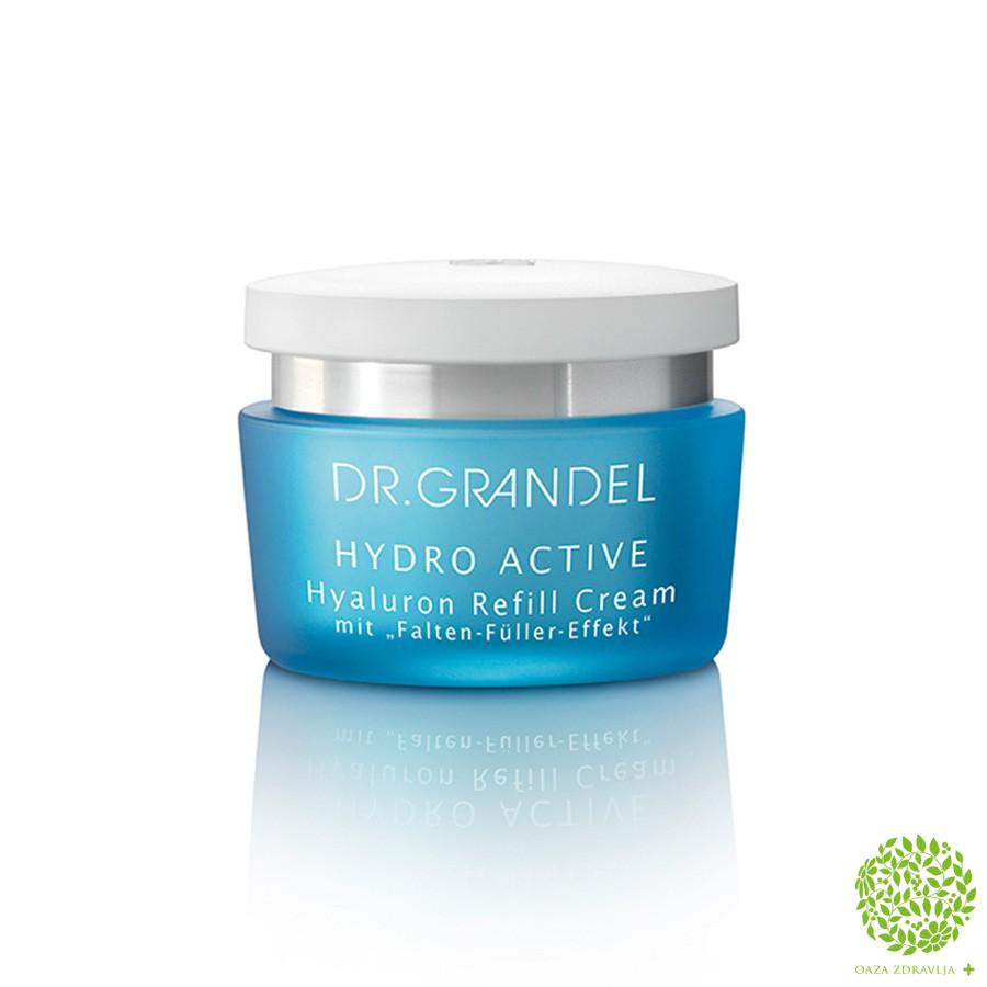 DR.GRANDEL HYDRO - ACTIVE HYALURON REFIL KREMA 50 ml