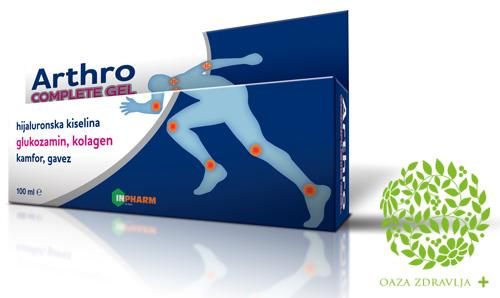 ARTHRO COMPLETE GEL 100ml