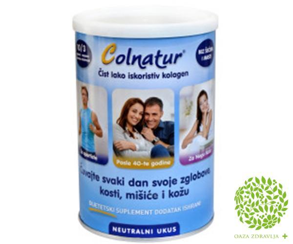 KOLAGEN COLNATUR KOMPLEX-NEUTRALNI UKUS 330g