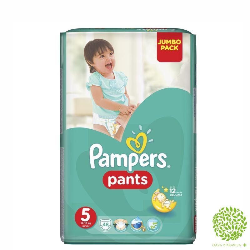 PAMPERS PANTS BR.5 48 kom.