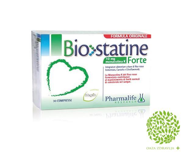 BIOSTATINE FORTE 30 tableta