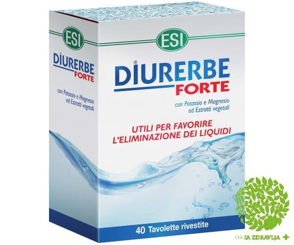 DIURERBE FORTE 40 tableta