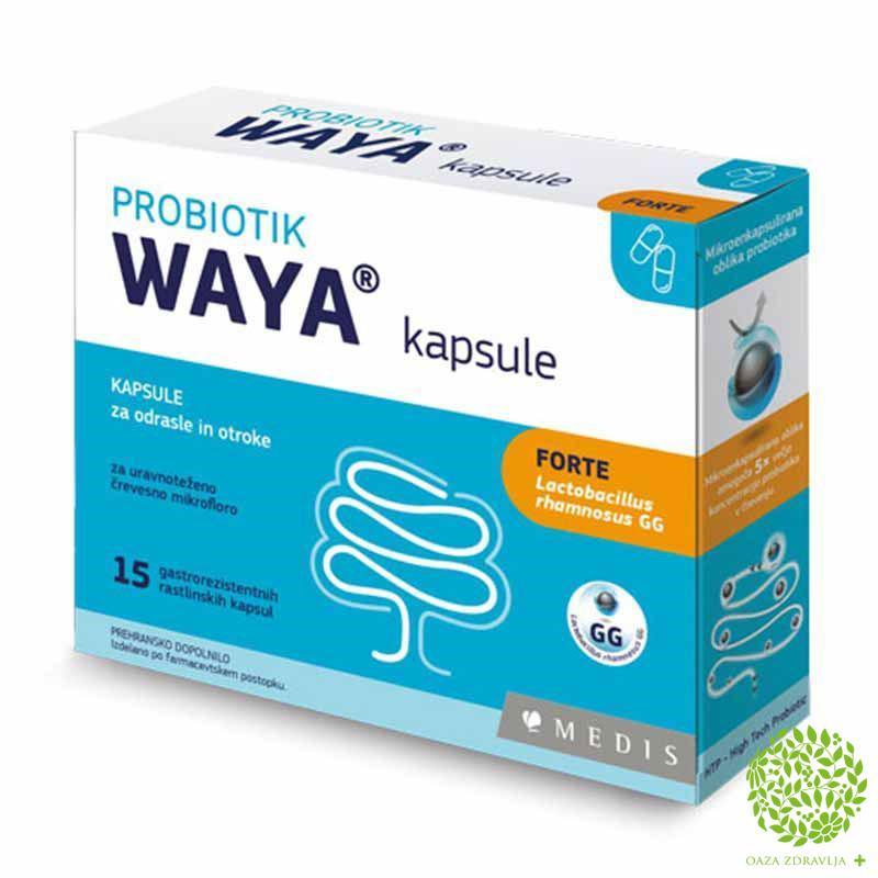 WAYA LGG FORTE 15 kapsula