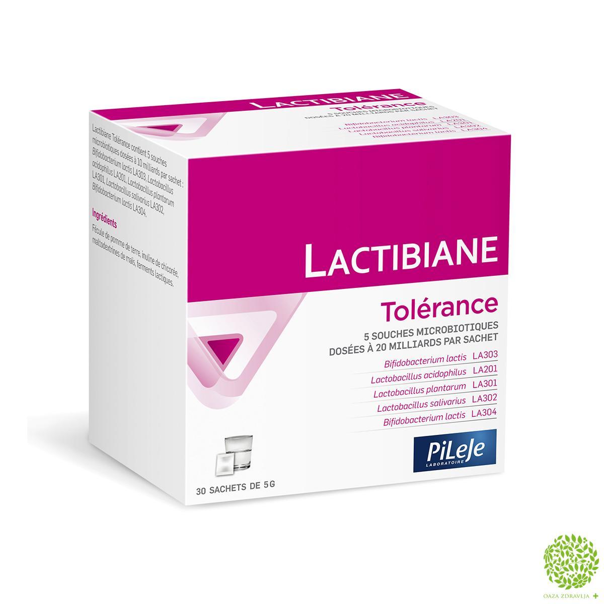 LACTIBIANE TOLERANCE 30 kesica
