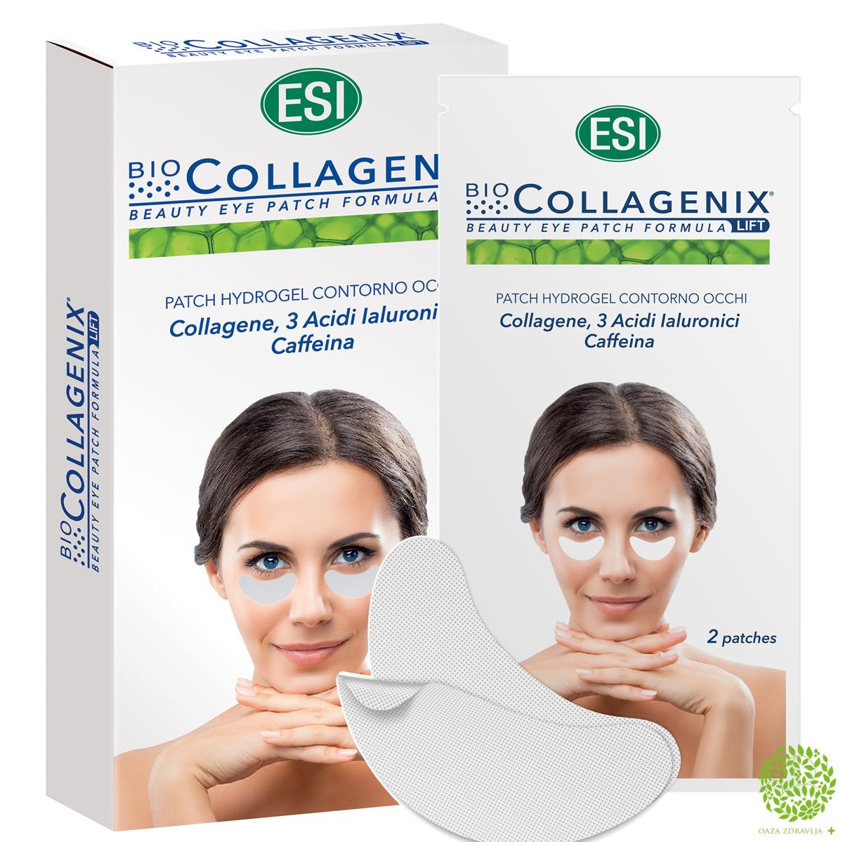 ESI BIOCOLLAGENIX LIFT ANTIAGE FLASTERI 14 komada