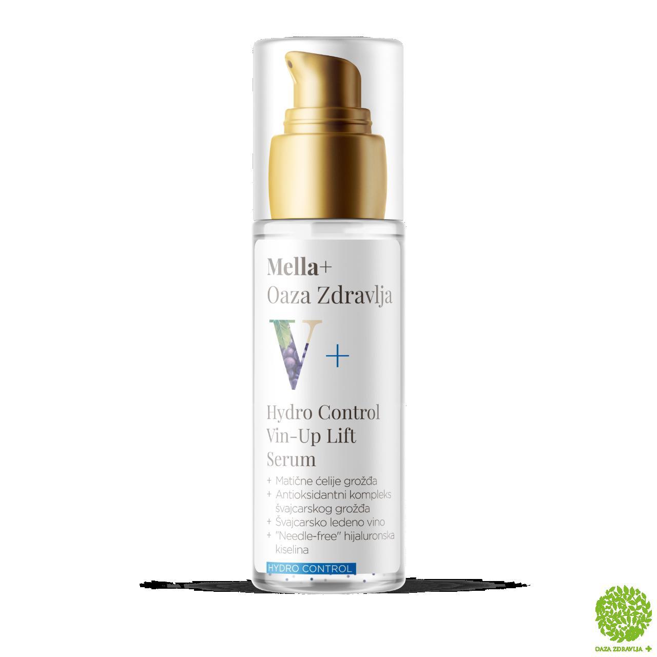 MELLA+ HYDRO CONTROL VIN-UP LIFT SERUM 30ml