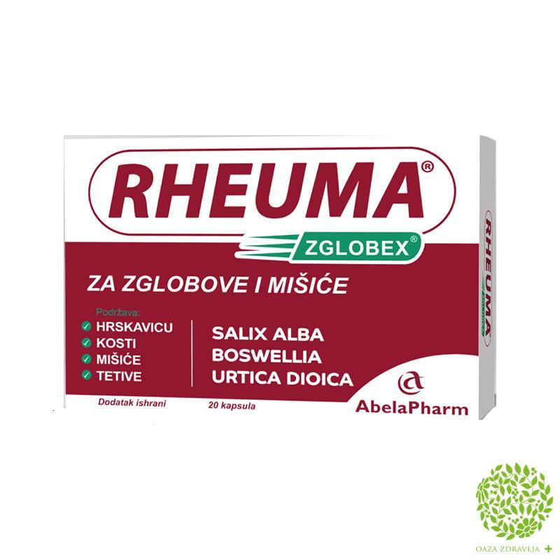 RHEUMA ZGLOBEX CPS A20