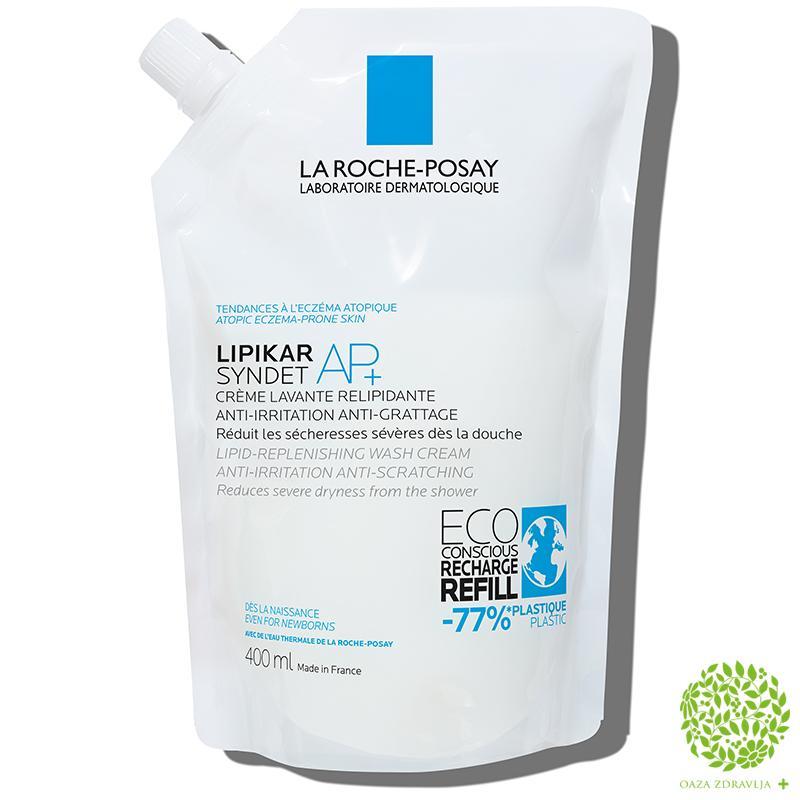 LA ROCHE-POSAY LIPIKAR SYNDET REFIL 400ml