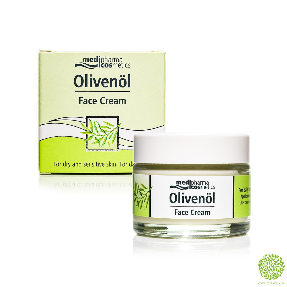 OLIVENOL DNEVNA KREMA 50 ml
