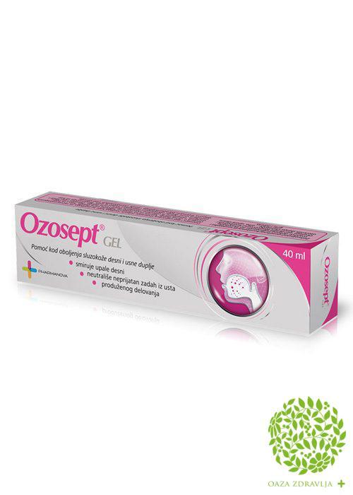 OZOSEPT GEL 40ml